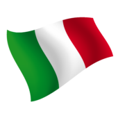 Italy-flag-waving-vector-on-transparent-background-PNG